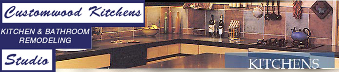 Customwood Kitchens Kitchen and Bath Remodeling Studio - Kitchens